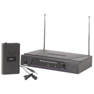 QTX VL1 LAVALIER MICROPHONE VHF WRLS SYSTEM 174.5
