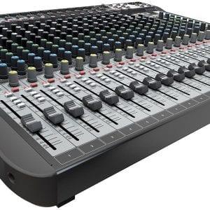 SoundCraft SIGNATURE 22MTK Multi-track 22-Channel Mixer
