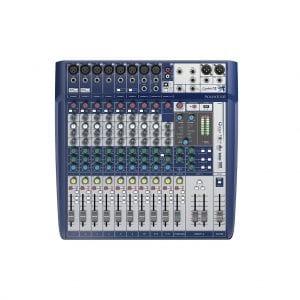 SoundCraft SIGNATURE 12 Compact Analogue Mixer