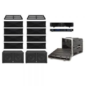 Wharfedale Pro Line Array Package