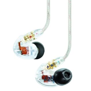 Shure SE425 Sound Isolating Earphones with Dual HD MicroDrivers