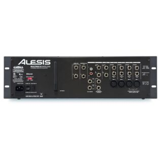 Alesis MultiMix 10 Wireless 10-Channel Rackmount Mixer with
