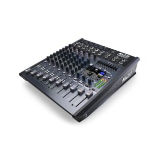 Alto Professional LIVE802 8-Channel 2-Bus Analogue Mixer